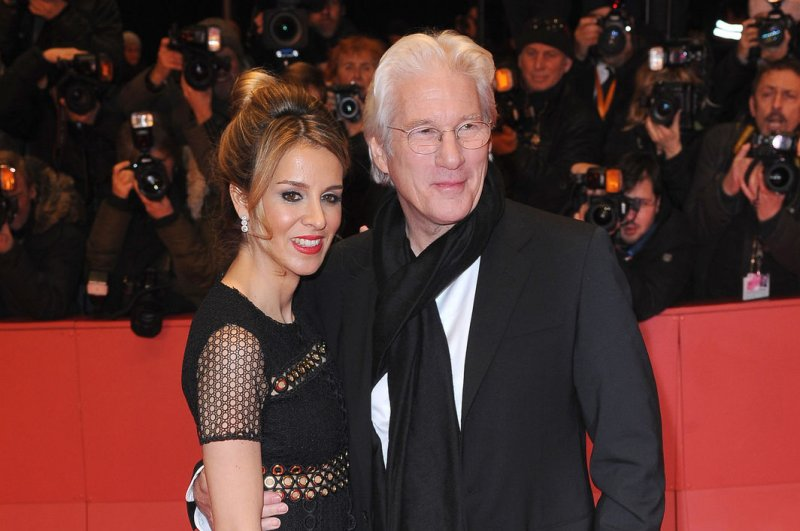 Richard Gere Is A Dad Again At Age 69
