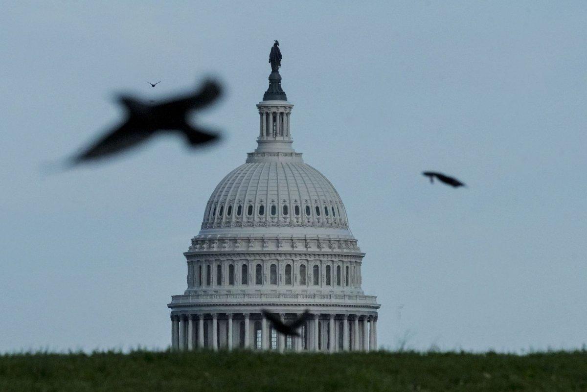 Senate Republicans propose $1.4T bill to keep gov`t...