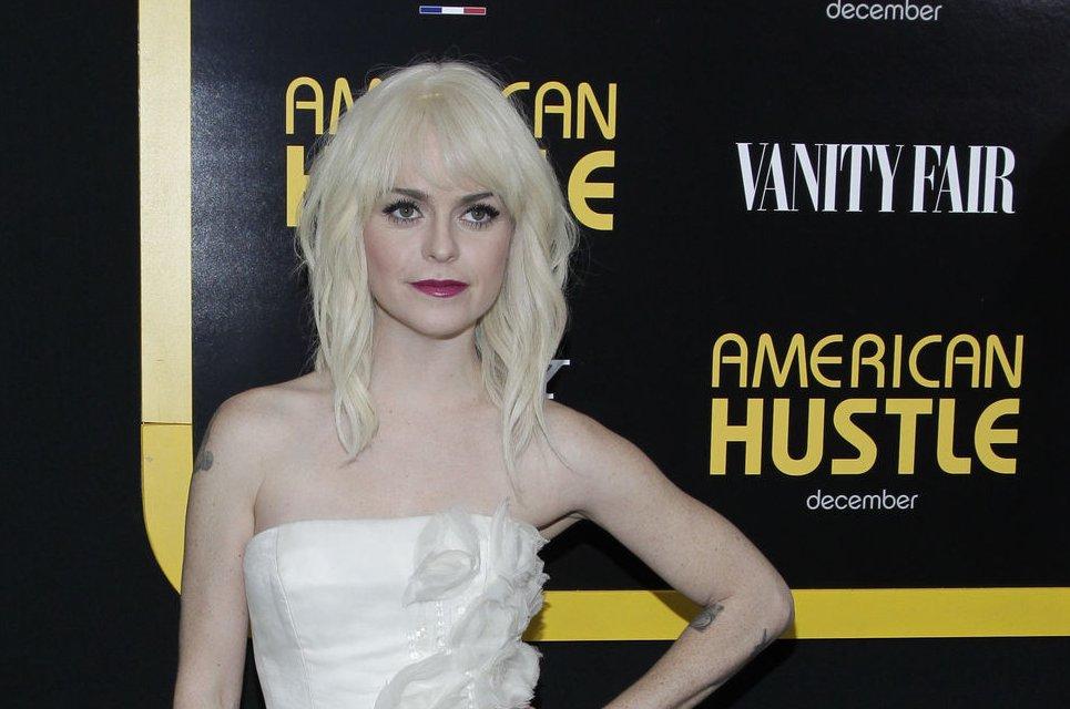 Taryn Manning -- Arrested for Assaulting Makeup Artist