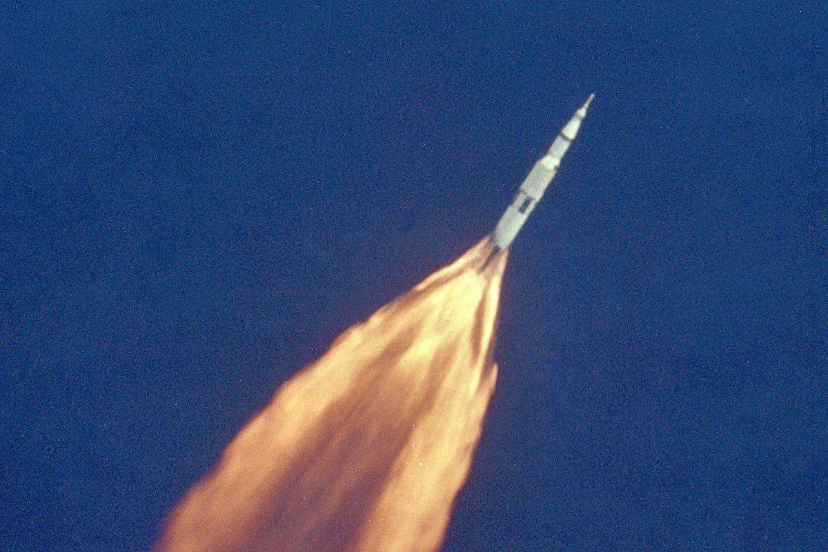 NASA TV rebroadcasts Apollo 11 mission on 50th anniversary ...