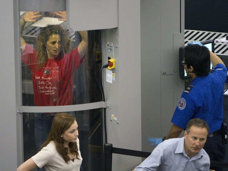 new concerns about airport body scanners