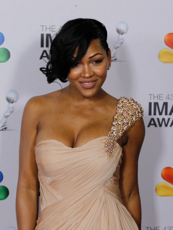 Meagan Good says skin is lighter because she's stayed out ...