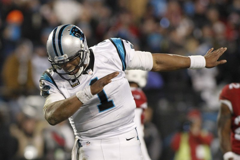 Dab is Dead: Cam Newton looking for new dance - UPI.com
