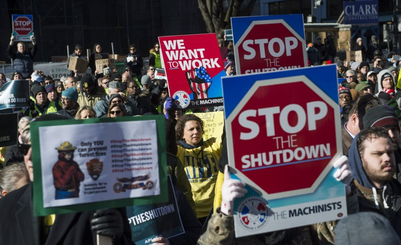 Pew Poll: Border wall supporters, detractors won't concede to end shutdown