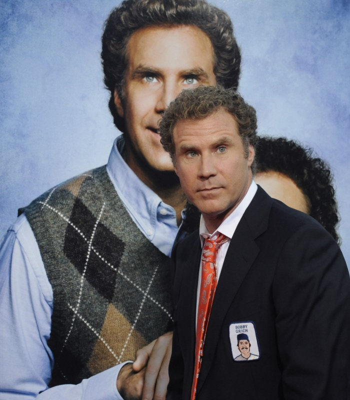 Will ferrell heading to b 39 way in bush play - Will ferrell one man show ...
