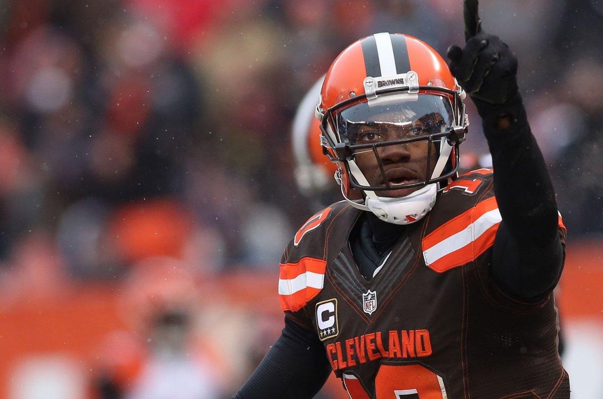 Cleveland Browns Qb Robert Griffin Concussion Uncertain