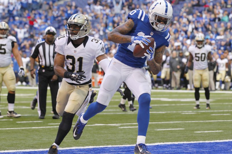 Fantasy Football: Week 13 Wide Receiver Rankings - UPI.com