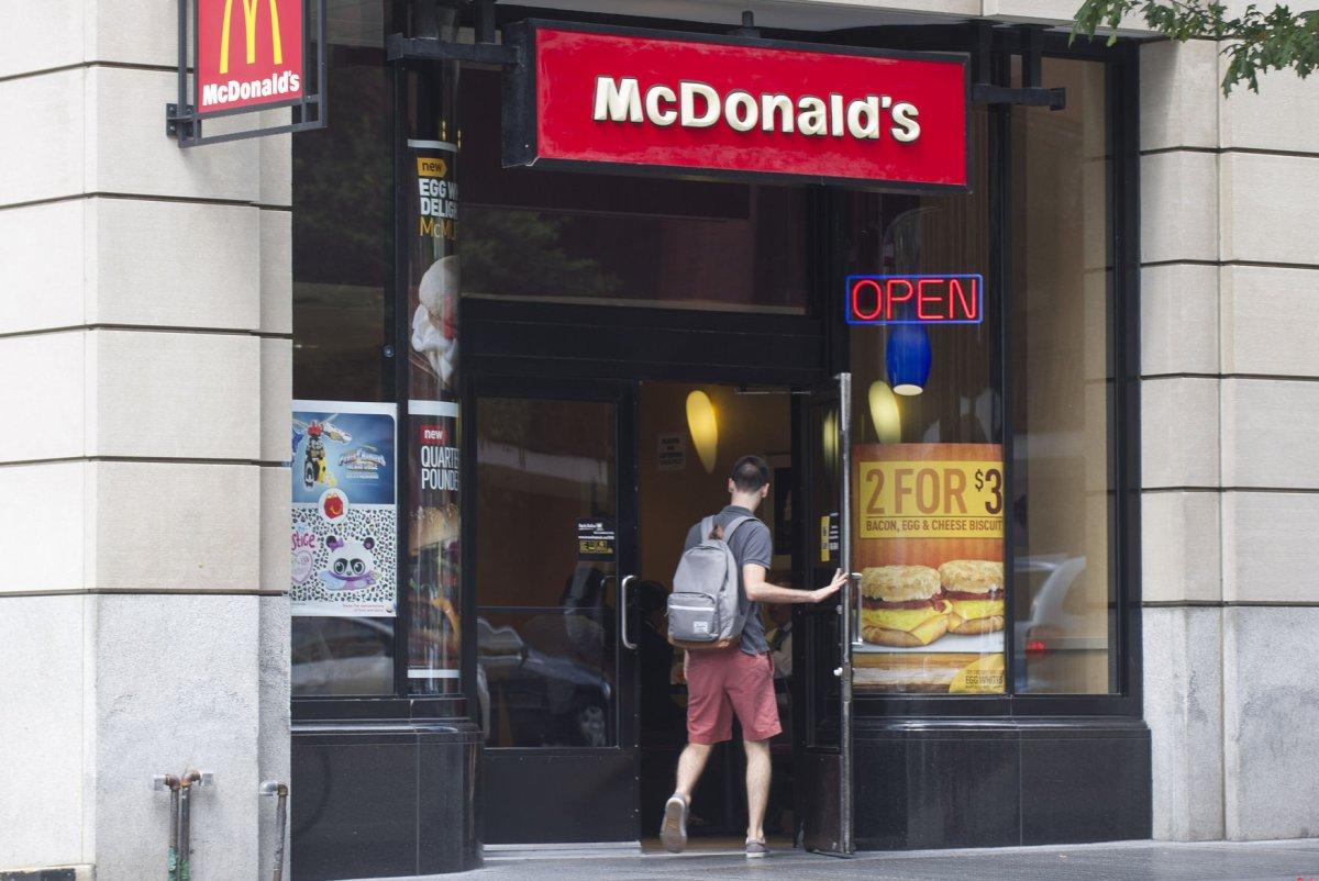 Ex-employees sue McDonald's for racial discrimination ...