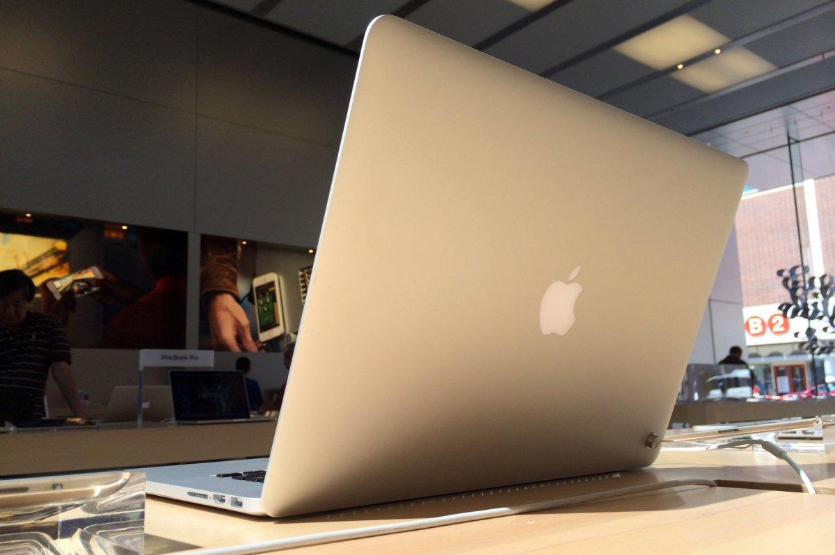Report Apple Upgrading Macbook Pro Laptop Line To Battle