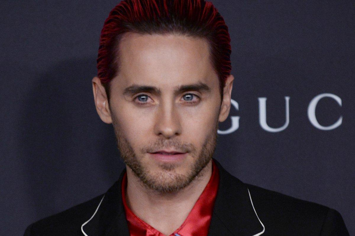 Jared Leto's Joker mesmerized film crew - UPI com