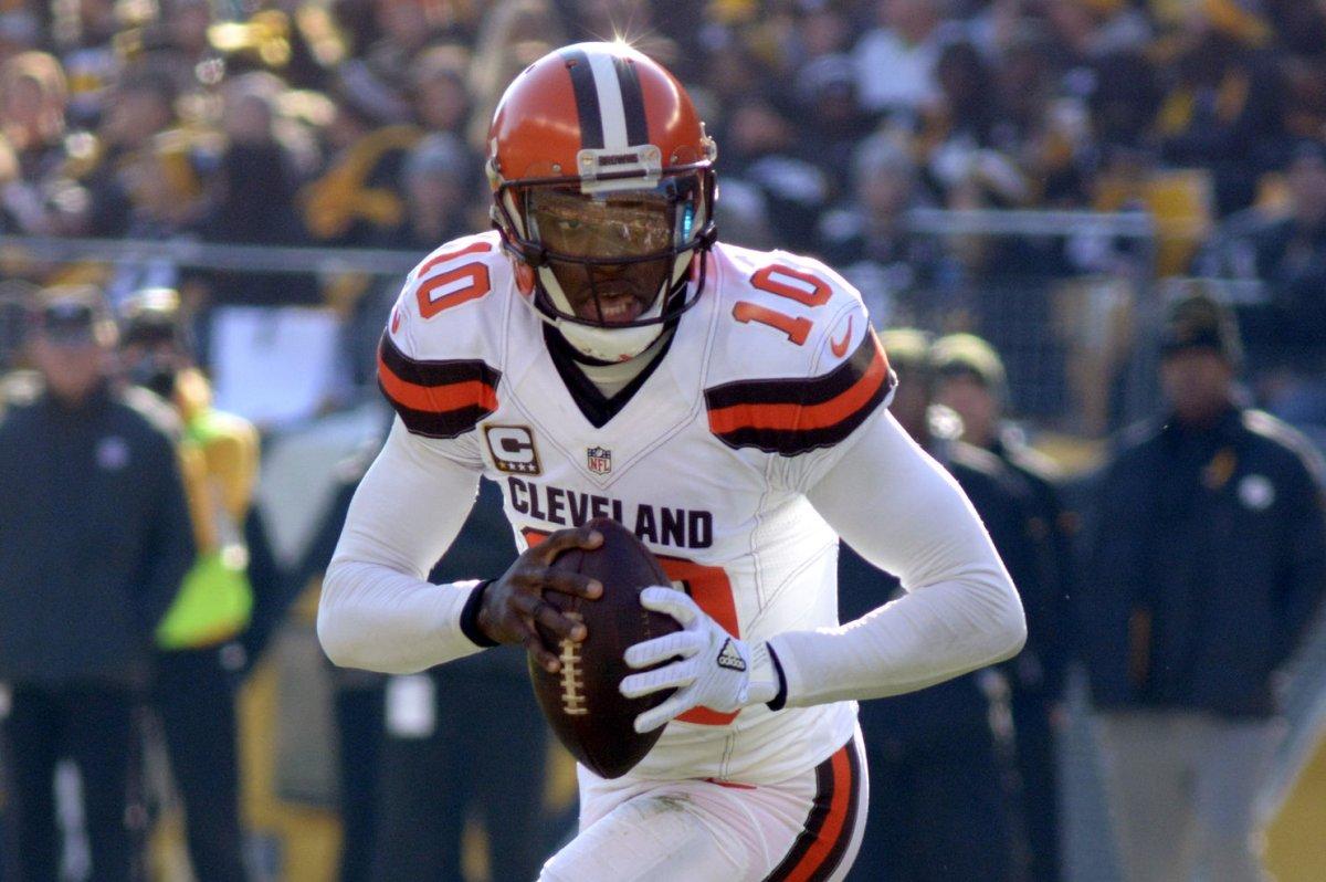 1c1eb0a7 nola.com Cleveland Browns release Robert Griffin III