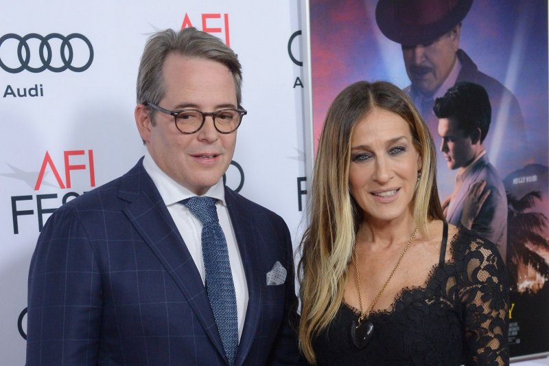 kyra sedgwick reveals she and matthew broderick dated in
