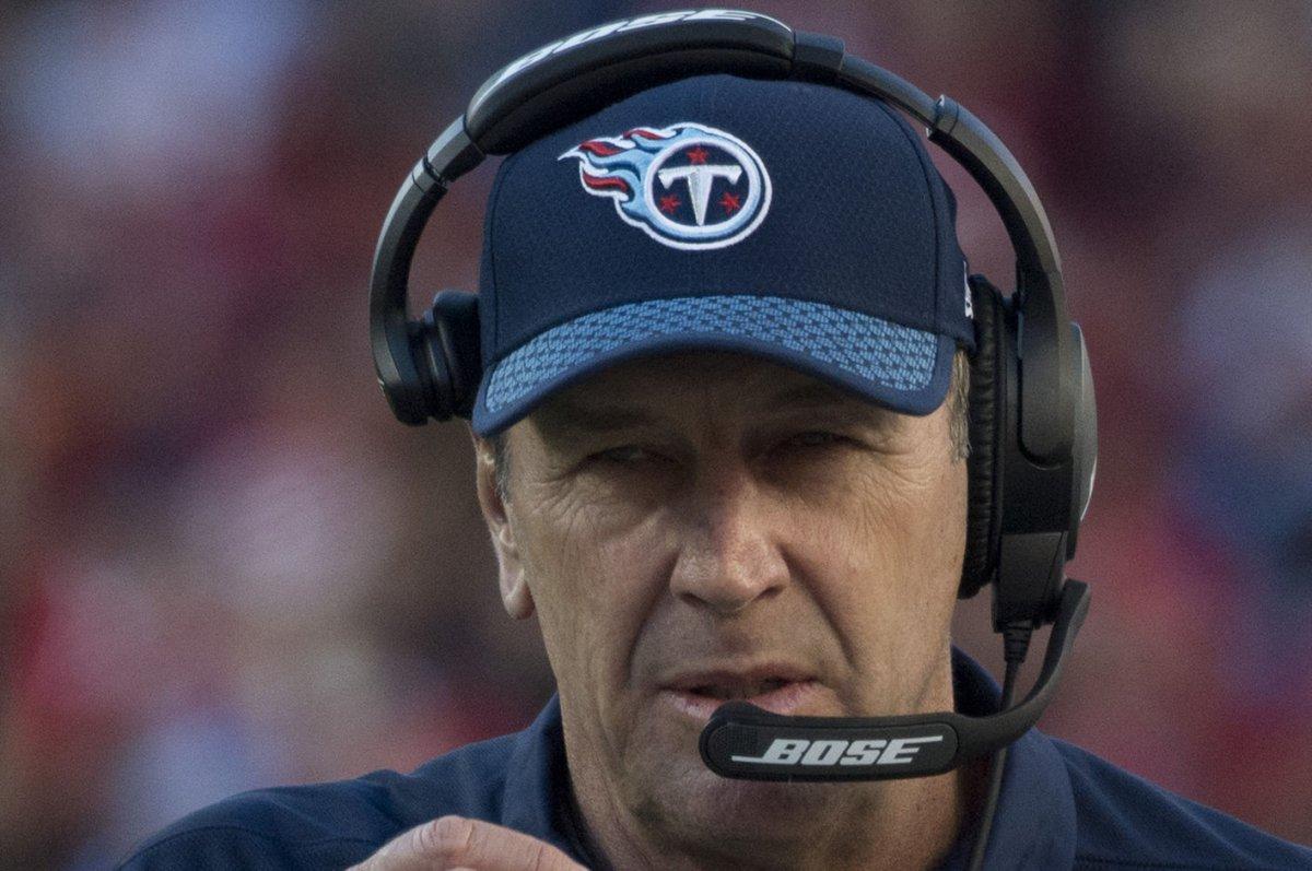 Tennessee Titans fire head coach Mike Mularkey - UPI.com