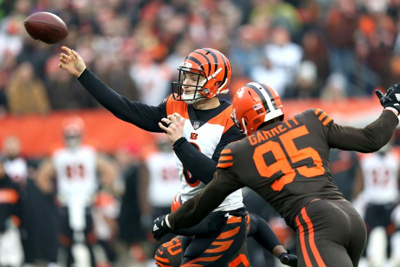 Cleveland Browns Win As Baker Mayfield Torches Cincinnati