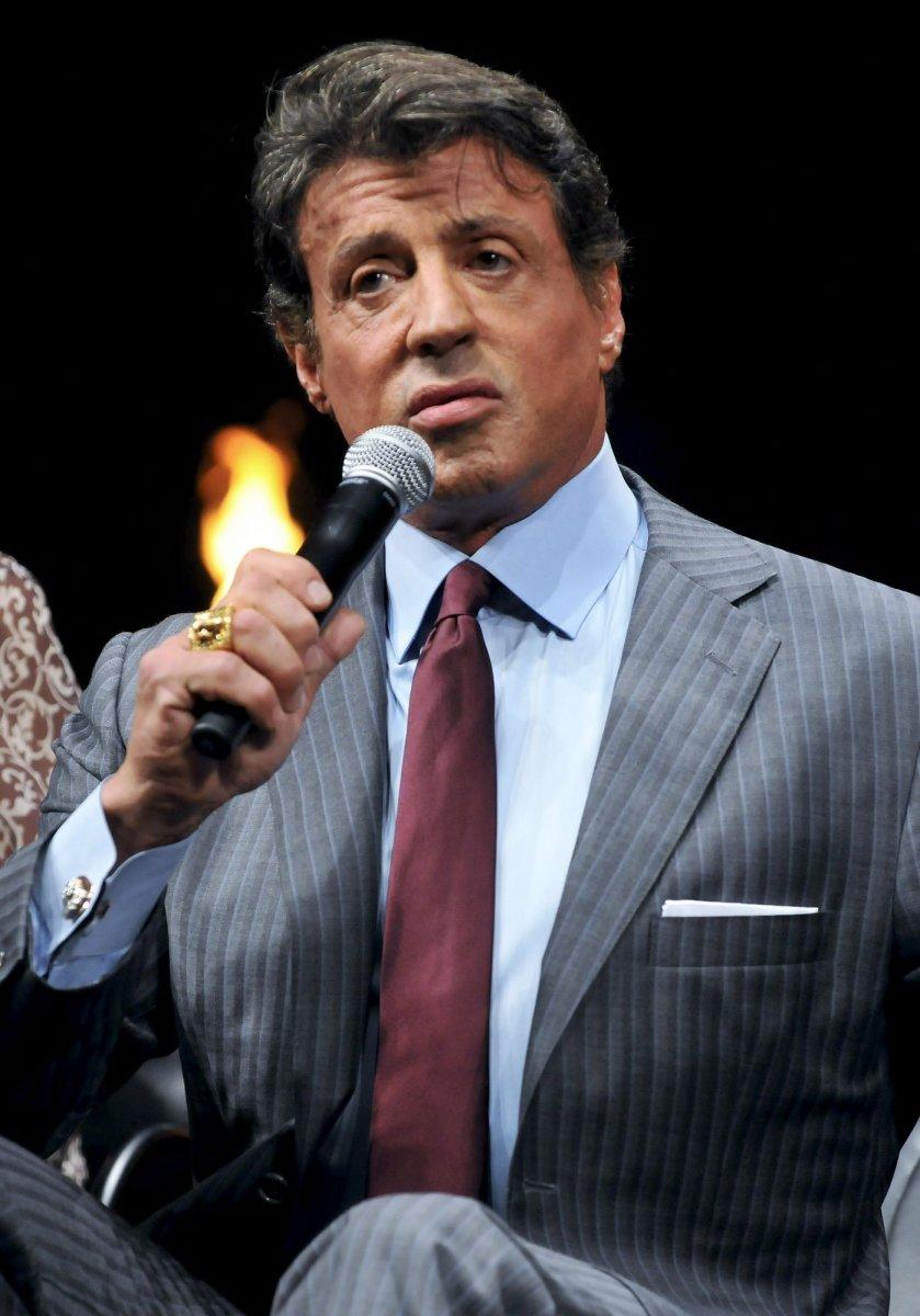 Frank Stallone Sr. dea...