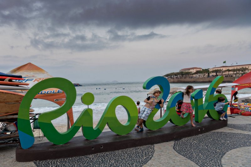 The Olympic Equipment to Rio De Janeiro Is Traditional