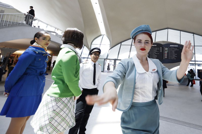 TWA Hotel Opens At JFK Airport Revitalizing Iconic Former