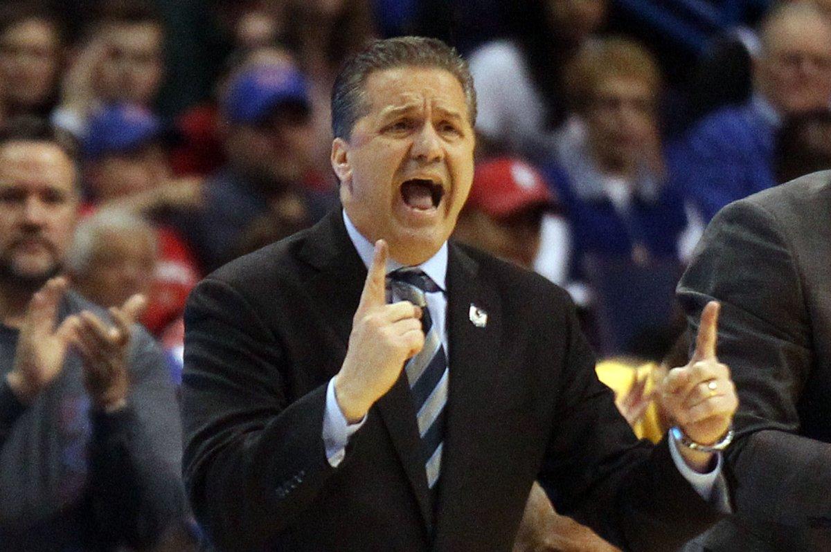 Kentucky Basketball Coach John Calipari Previews 2016 17: Kentucky: Wenyen Gabriel Committs To Wildcats, John