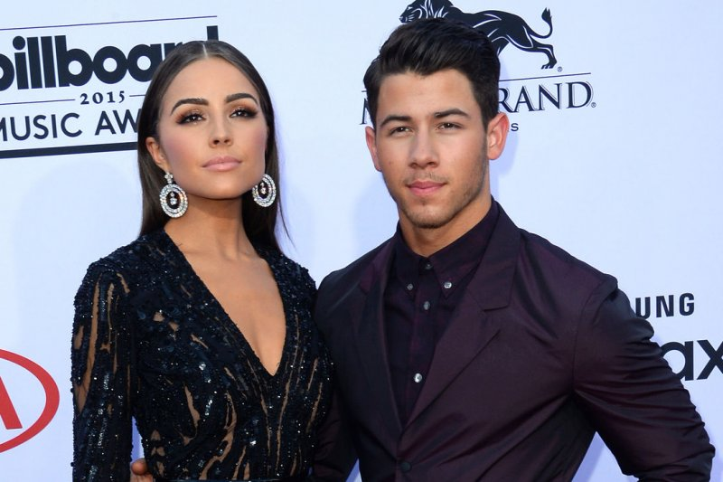 Nick Jonas: Songwriting was 'therapeutic' after Olivia Culpo split - UPI.com