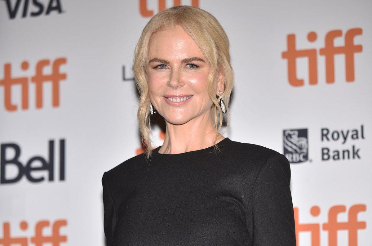 Nicole Kidman Wedding Pictures Photo 334021: Nicole Kidman: Tom Cruise Marriage Kept Me From Being