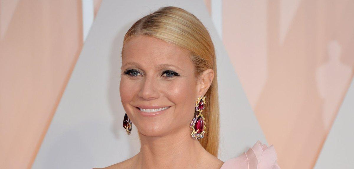 L'attrice statunitense Gwyneth Paltrow