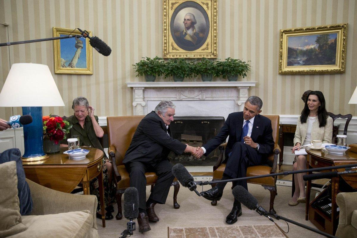 Uruguayan President Jose Mujica confirms he will take Guantanamo prisoners