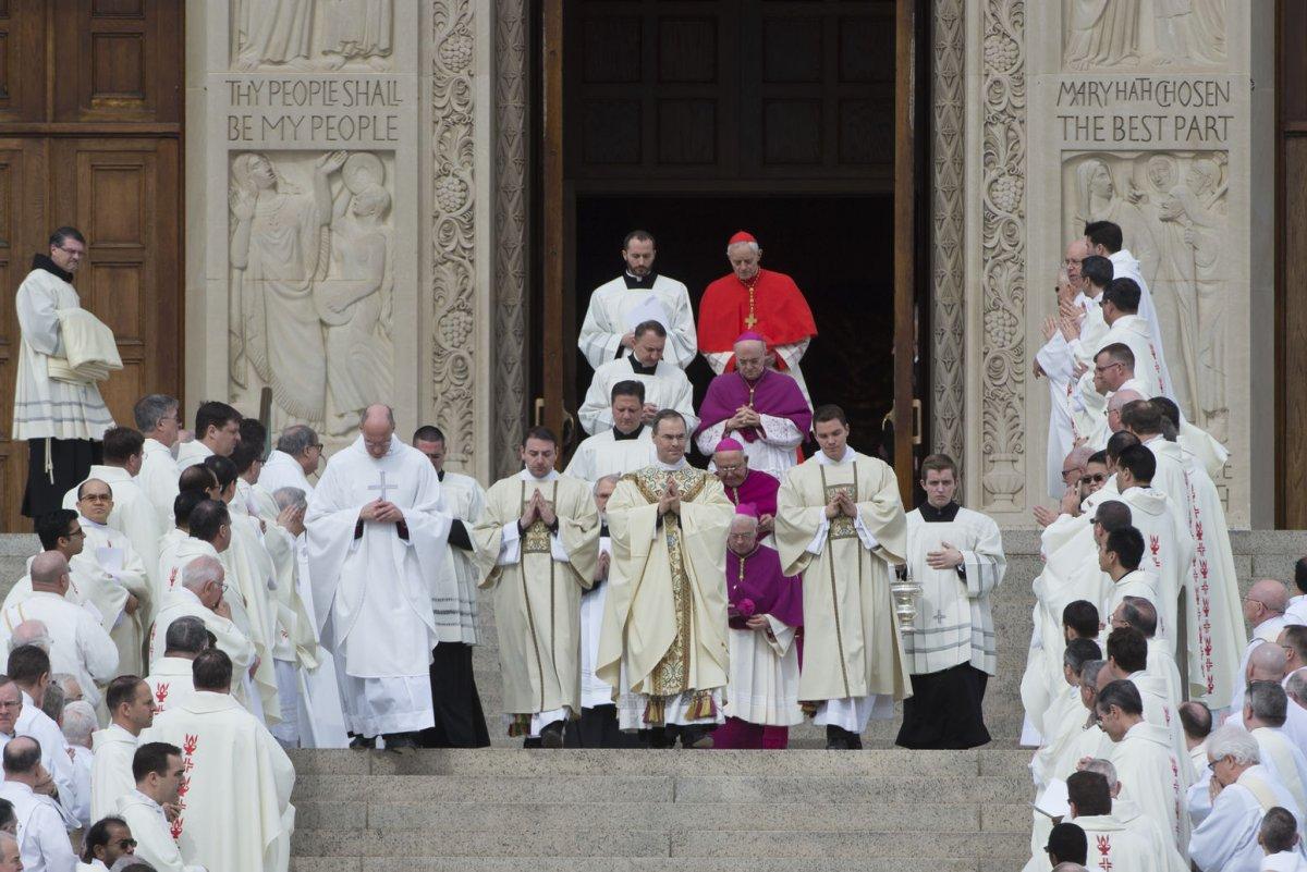 Scalia funeral: Son eulogizes father as devout Catholic - UPI com