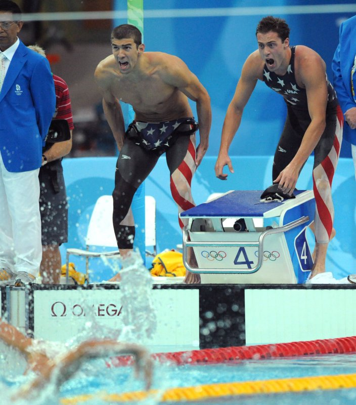 michael phelps is si sportsman of the year upi.com