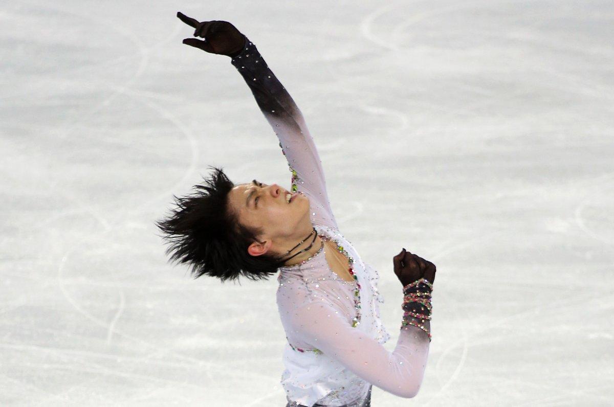 Figure-skating run for Olympics taking shape: Meet ...