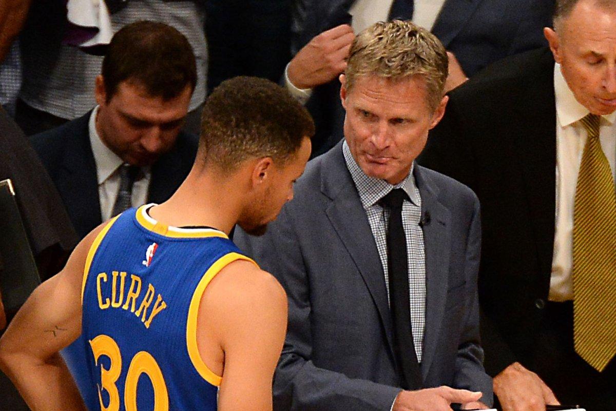 Golden State Warriors Head Coach Steve Kerr To Miss Game 3