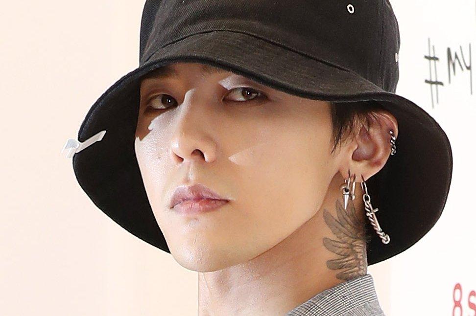 G-Dragon to begin mandatory military service Feb. 27