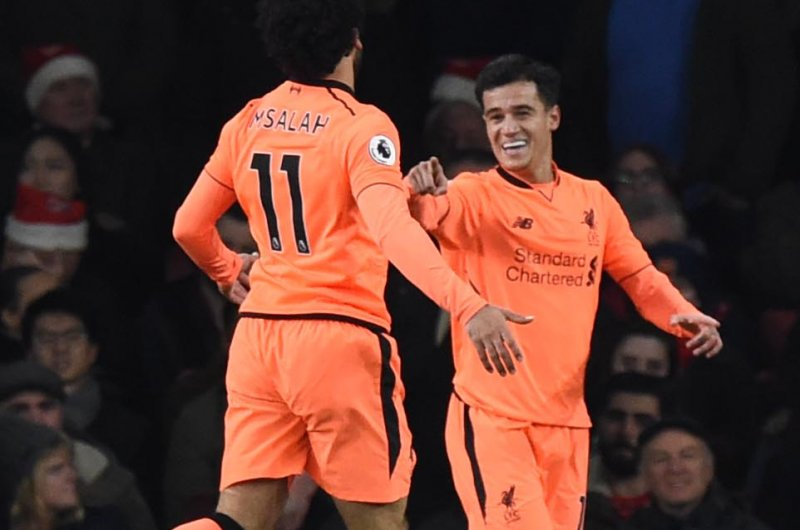148ad8459ad Nike (mistakenly?) advertises Coutinho FC Barcelona gear, despite his  status with Liverpool - UPI.com