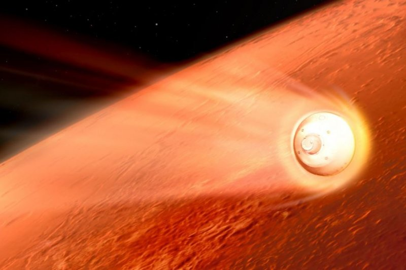 Mars landing will mark many firsts in space exploration ...