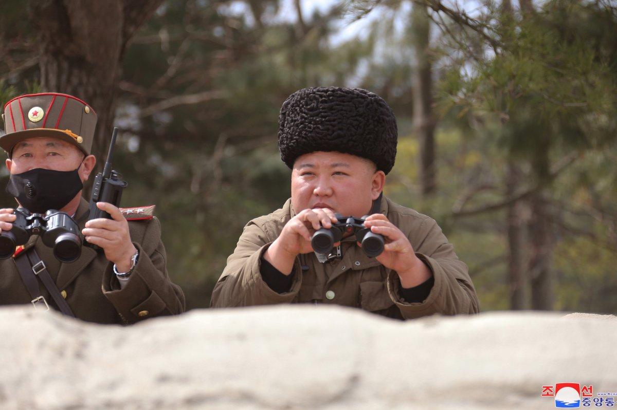 Kim Jong Un must compensate South Korean war veterans court rules.'