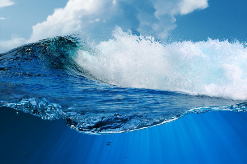 Can underwater sonar canons stop a tsunami in its tracks?