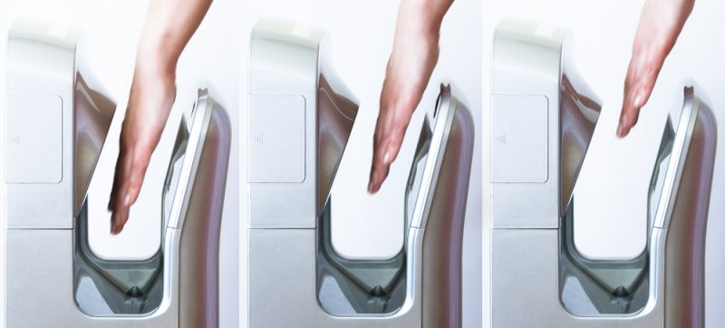 Study Dyson Hand Dryers Spread More Germs Than Paper