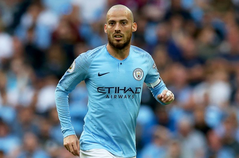 Watch: David Silva Shows Incredible Touch In Tight Space