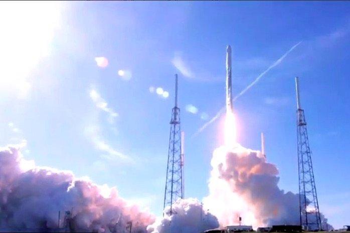 falcon 9 rocket launch - photo #36