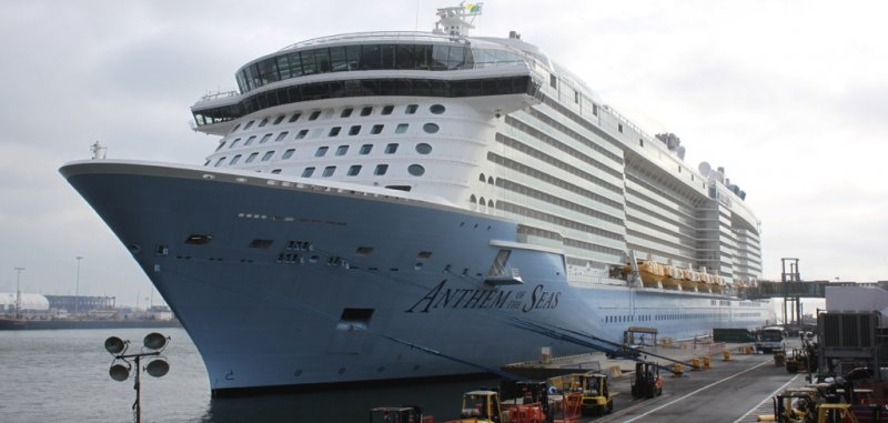 NTSB May Investigate Royal Caribbean39s Roughweather