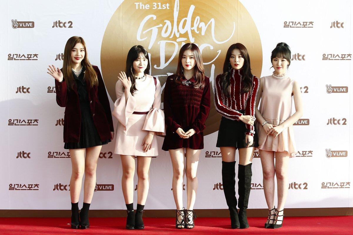 Red Velvet releases new album, 'Peek-A-Boo' music videoEP - Extended Play - Kpop - Naver - Osen - Red Summer - Red Velvet