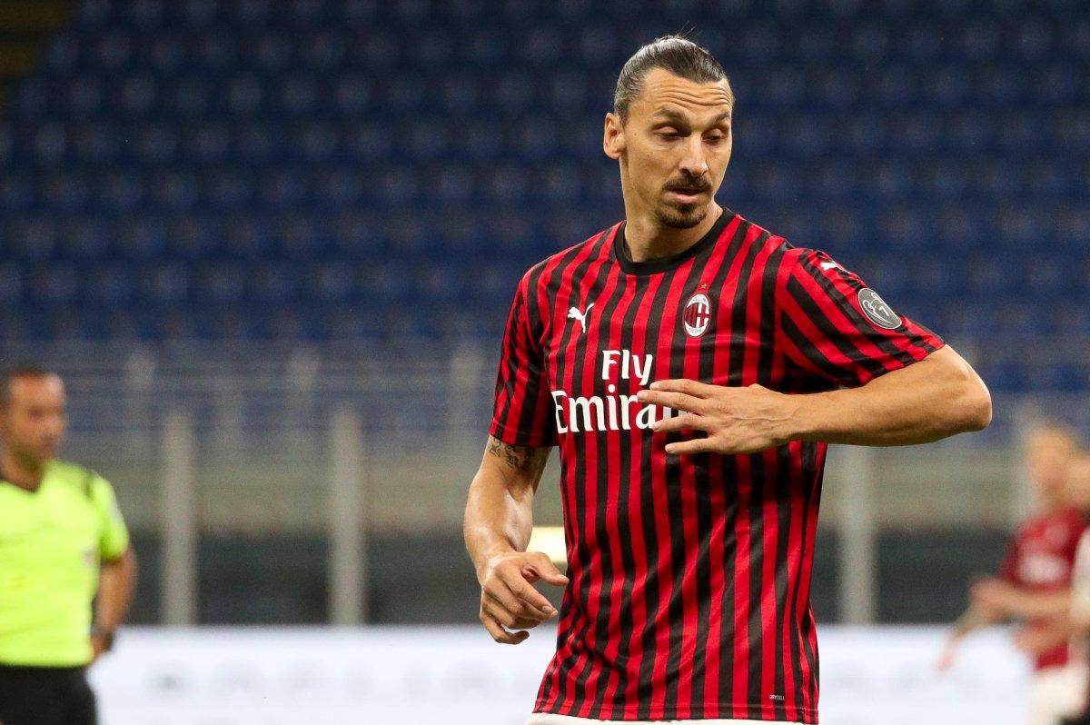Ibrahimovic Ac Milan Score 3 Goals In 5 Minutes To Beat Ronaldo Juventus Upi Com