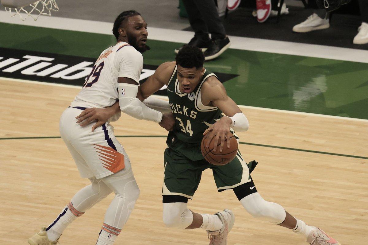 Viewership for Milwaukee Bucks-Phoenix Suns NBA Finals up ...