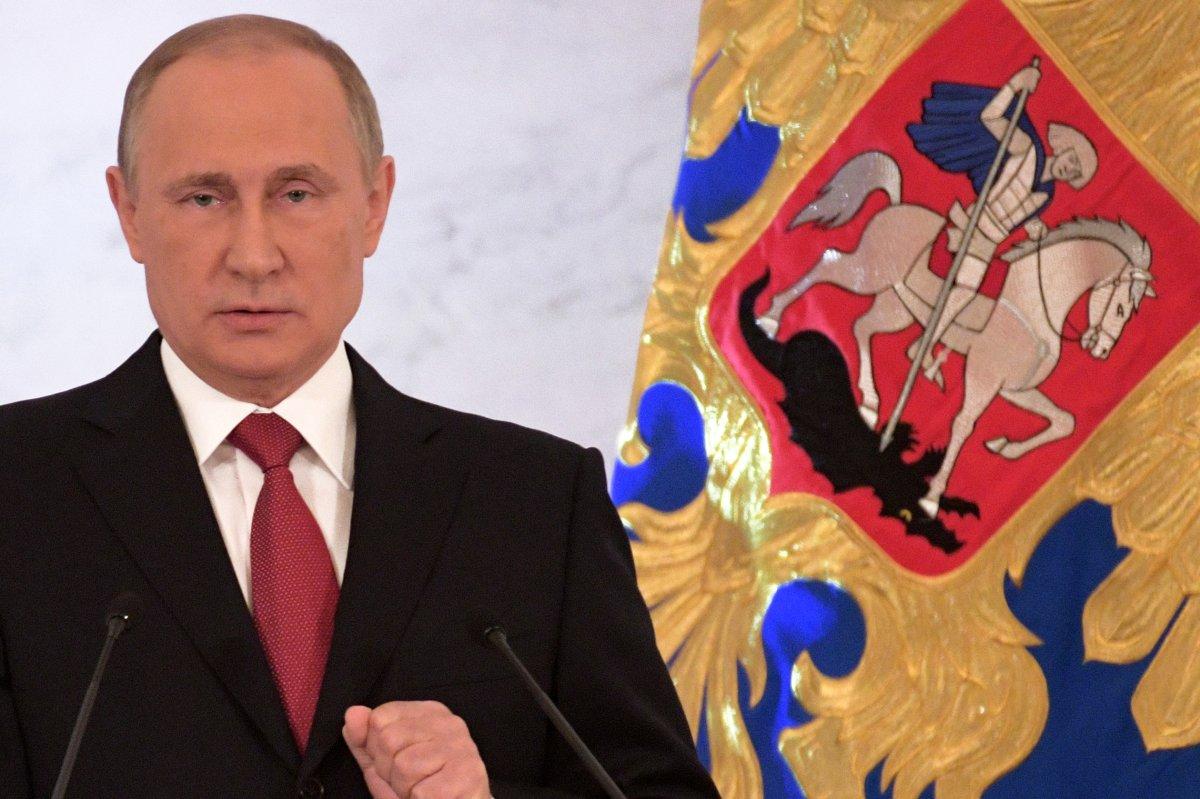Putin: U.S. Democrats must 'learn how to lose gracefully' - UPI.com ...