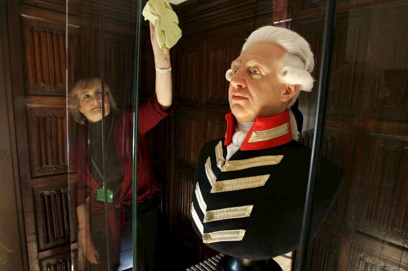 papers show king george iii angry at loss of american