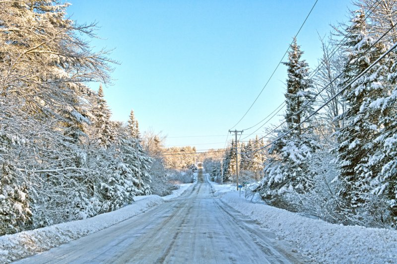 Power still out, polling stations relocated as Maine reels from weekend storm - UPI.com