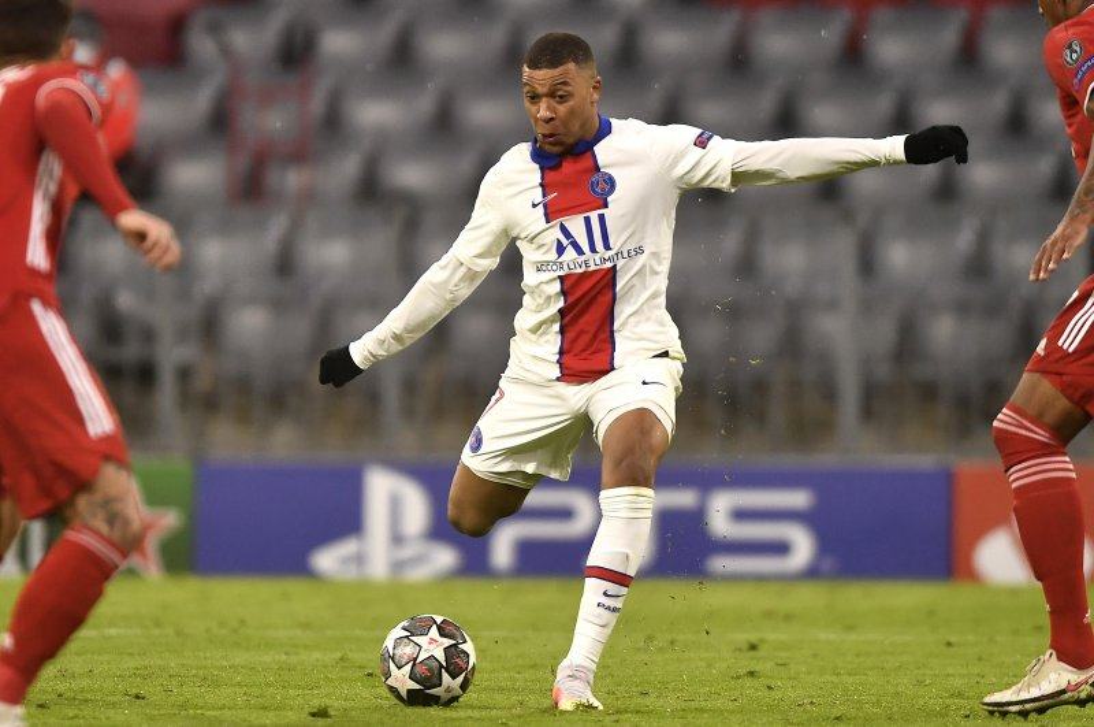 Champions League soccer: Mbappe, Neymar give PSG ...