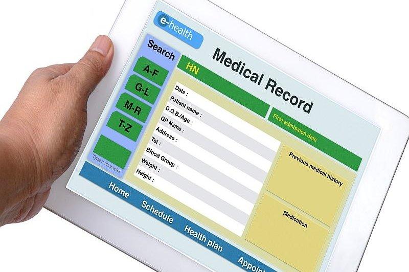 electronic medical records carry some risks study says upi com