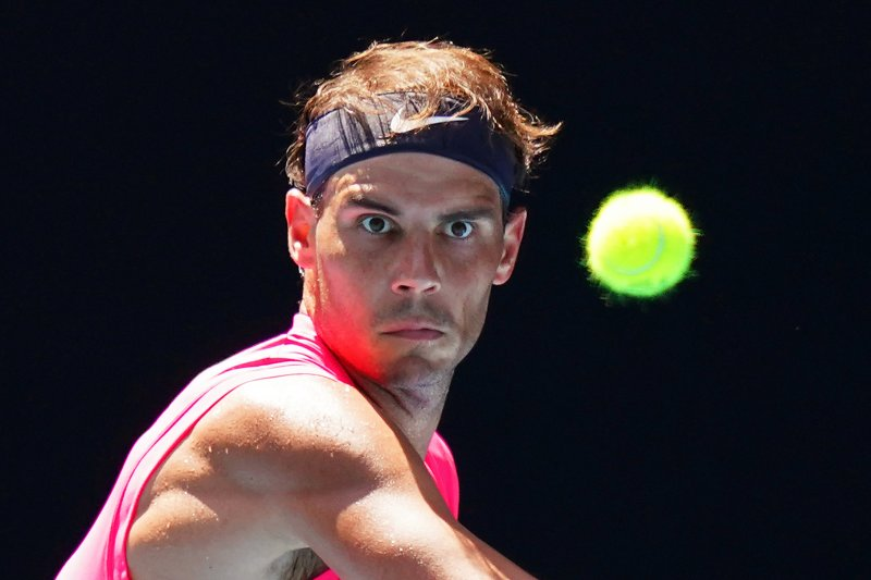 Australian Open Rafael Nadal Loses Just 5 Games In 1st Round Rout Upi Com