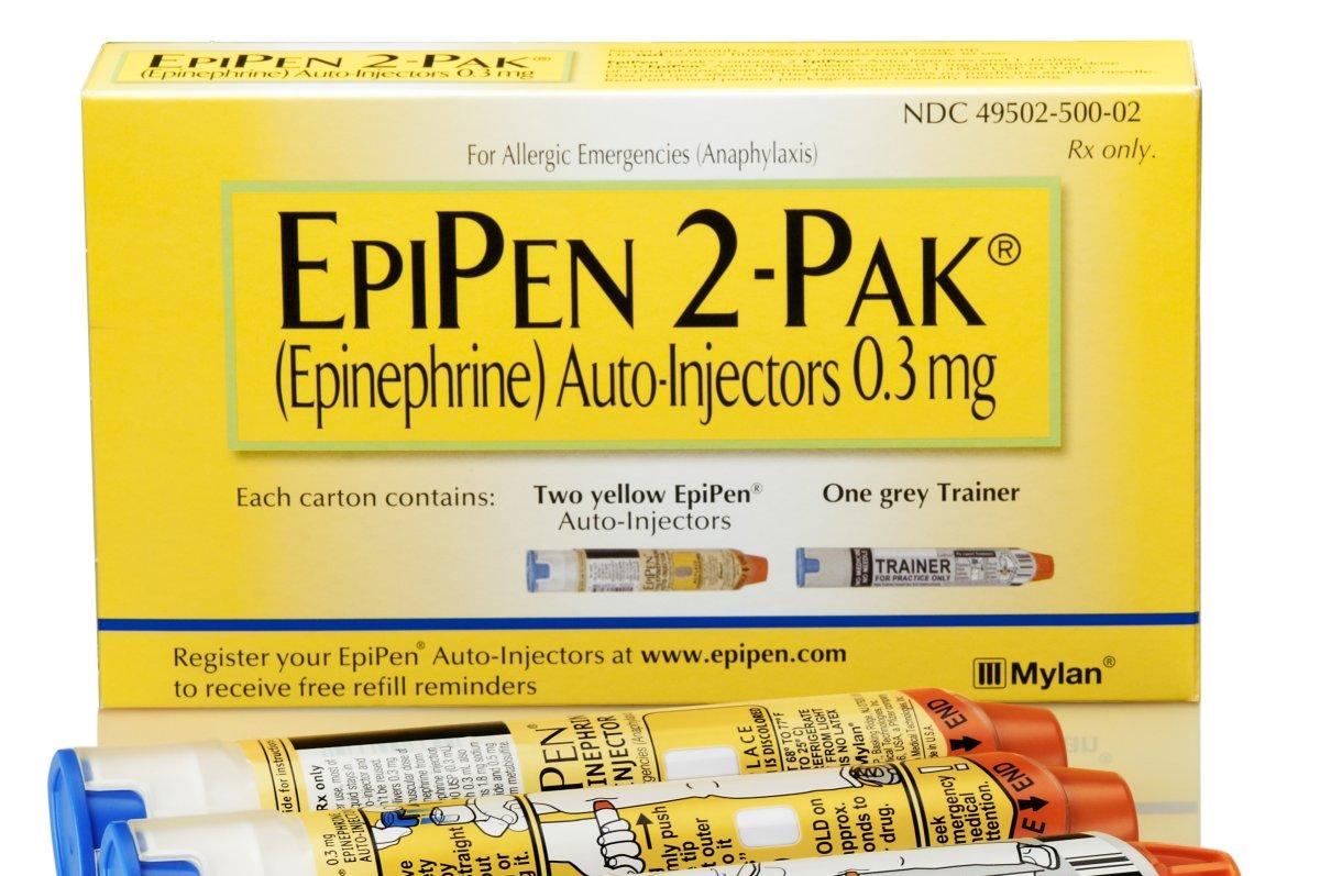 0ac3f7802659f FDA approves first generic EpiPen - UPI.com
