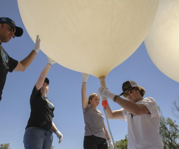 NASA, students to study eclipse with high-altitude balloons